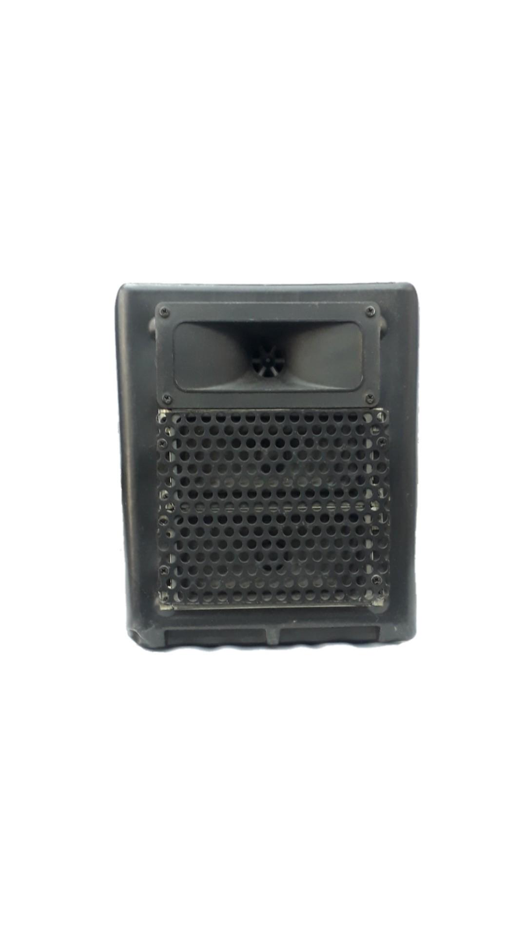 Caixa Amplificada Supertech Max Baby Usb/Sd/Fm,2fal 1tw, Auto Radio C/Fonte 05476,Ativa 180wrms