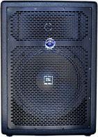 Caixa Amplificada Turbox Tba1500a Bluetooth Usb/Sd/Fm,Fal15 Disp.Dig.Cont.Rem.Ativa 250wrms