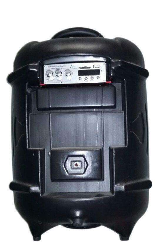 Caixa Ativa Supertech  PE10 111WR Usb/Sd/Fm,Falante10.2 2 Canias  MA120 Controle Remoto