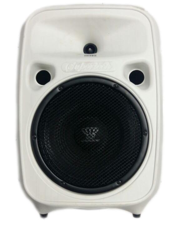 Caixa Ativa Supertech turbinada PE10 281WR  3 Canais Bluetooth/Usb/Sd/Fm