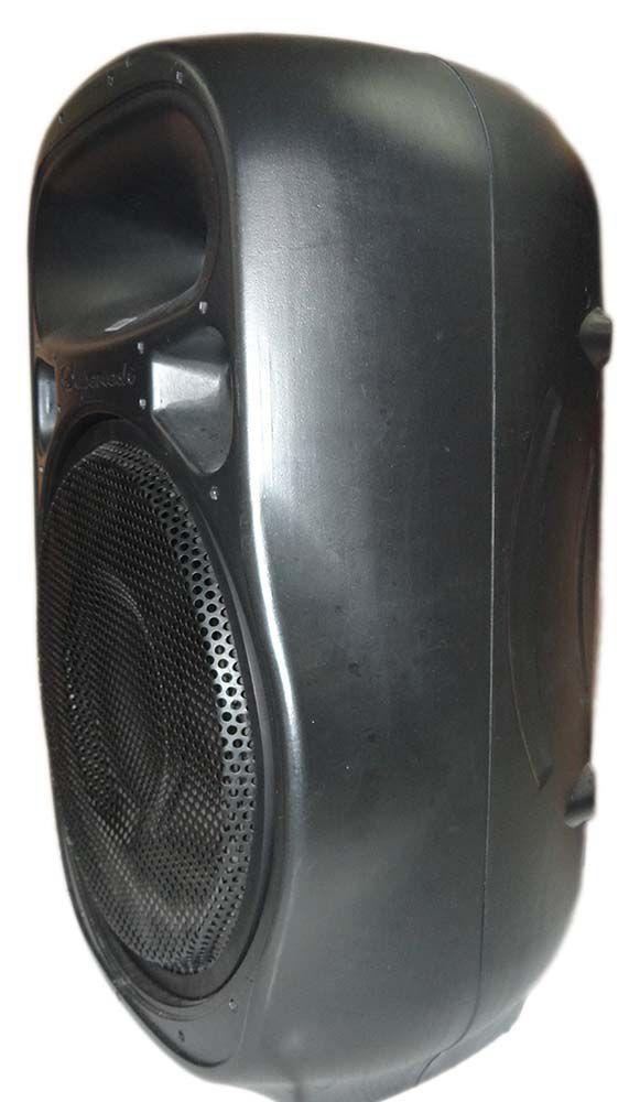 CAIXA ATIVA SUPERTECH TURBINADA PE15 676WR Bluetooth/ USB / SD /Fm Com Efeito