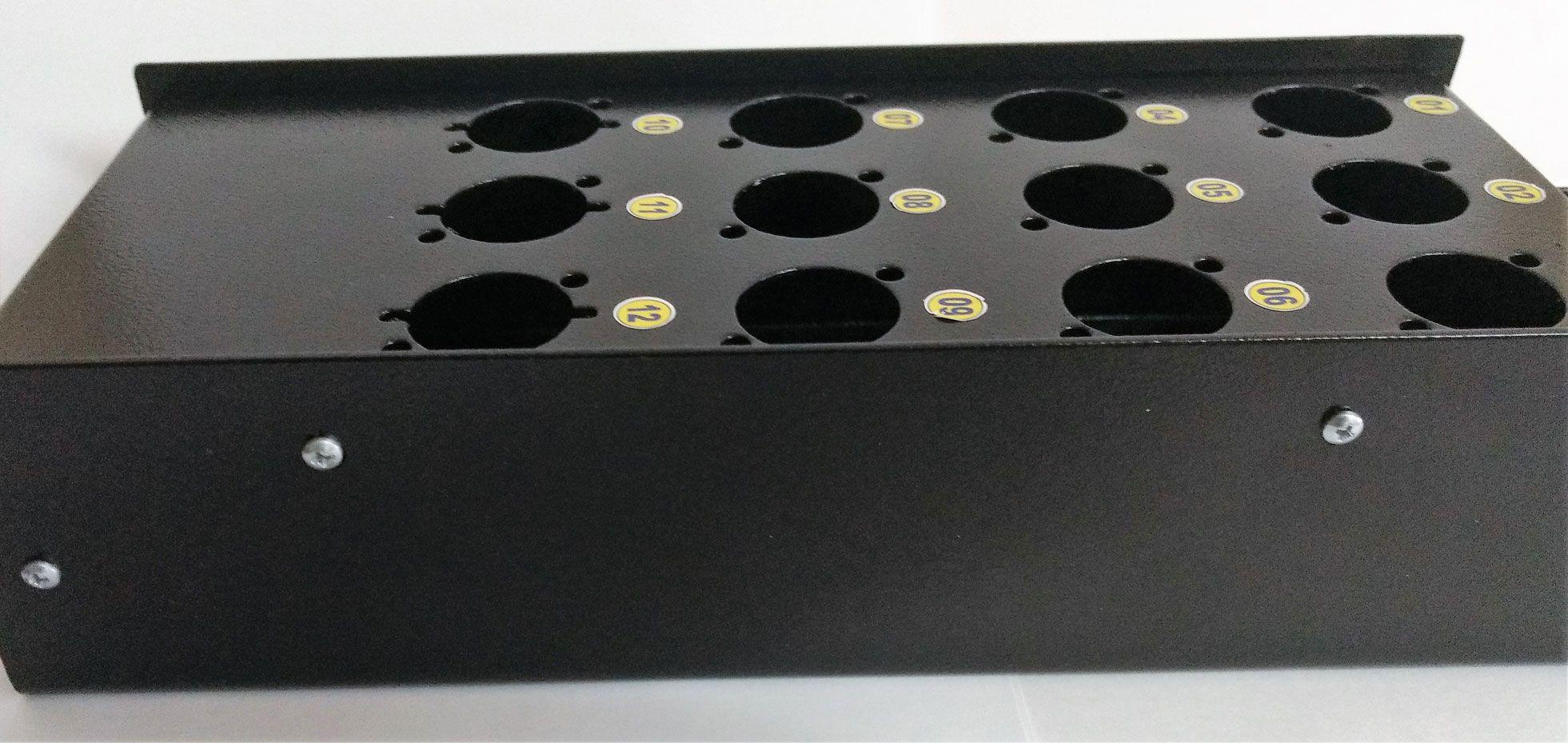 Caixa de Medusa Supertech Multicabo 12 vias Reforçada