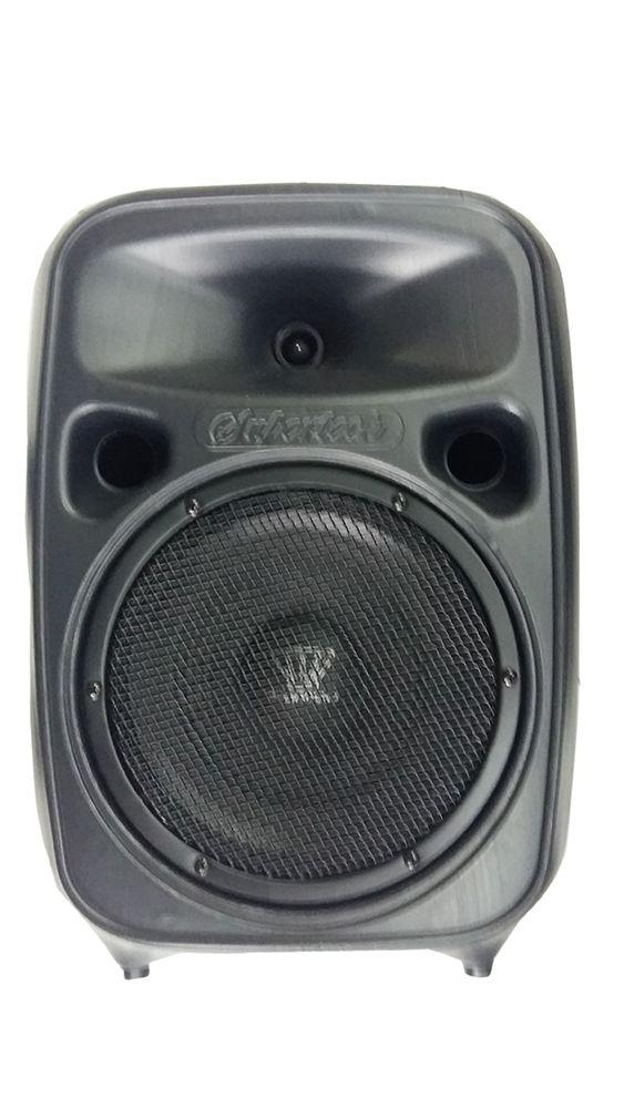 Caixa Supertech Turbinada PE10 358WR Ativa Bluetooth/Usb/Sd/Fm