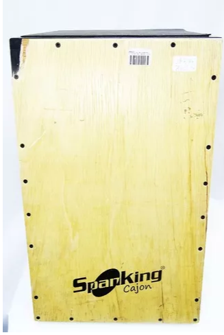 Cajon Spanking Supreme Inclinado 112595 Eva.acustico Natural