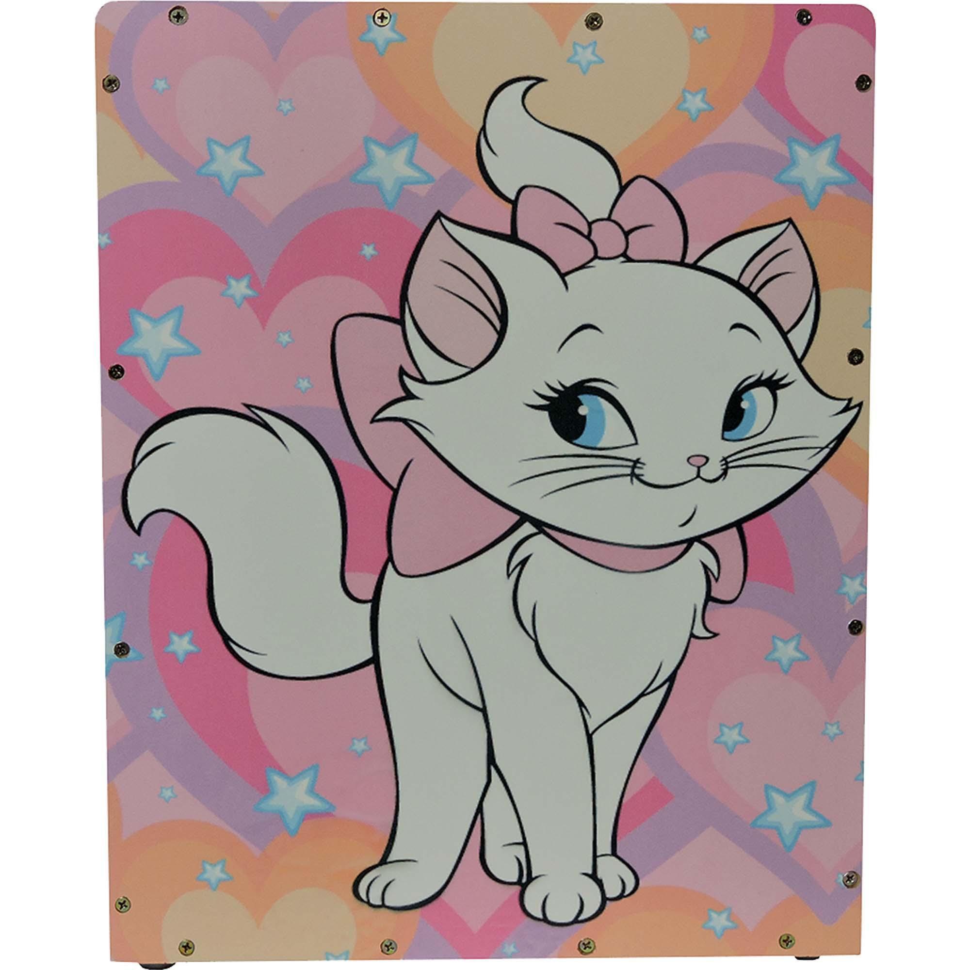 Cajon Tiger Ga Infantil Reto Finish Satin Angela Cat
