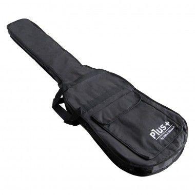 Capa Baixo Solid Sound Plus Almof.Formato Preta
