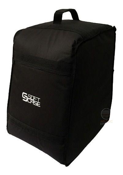 Capa Cajon Soft Case 452 Start Inclinado Extra Luxo