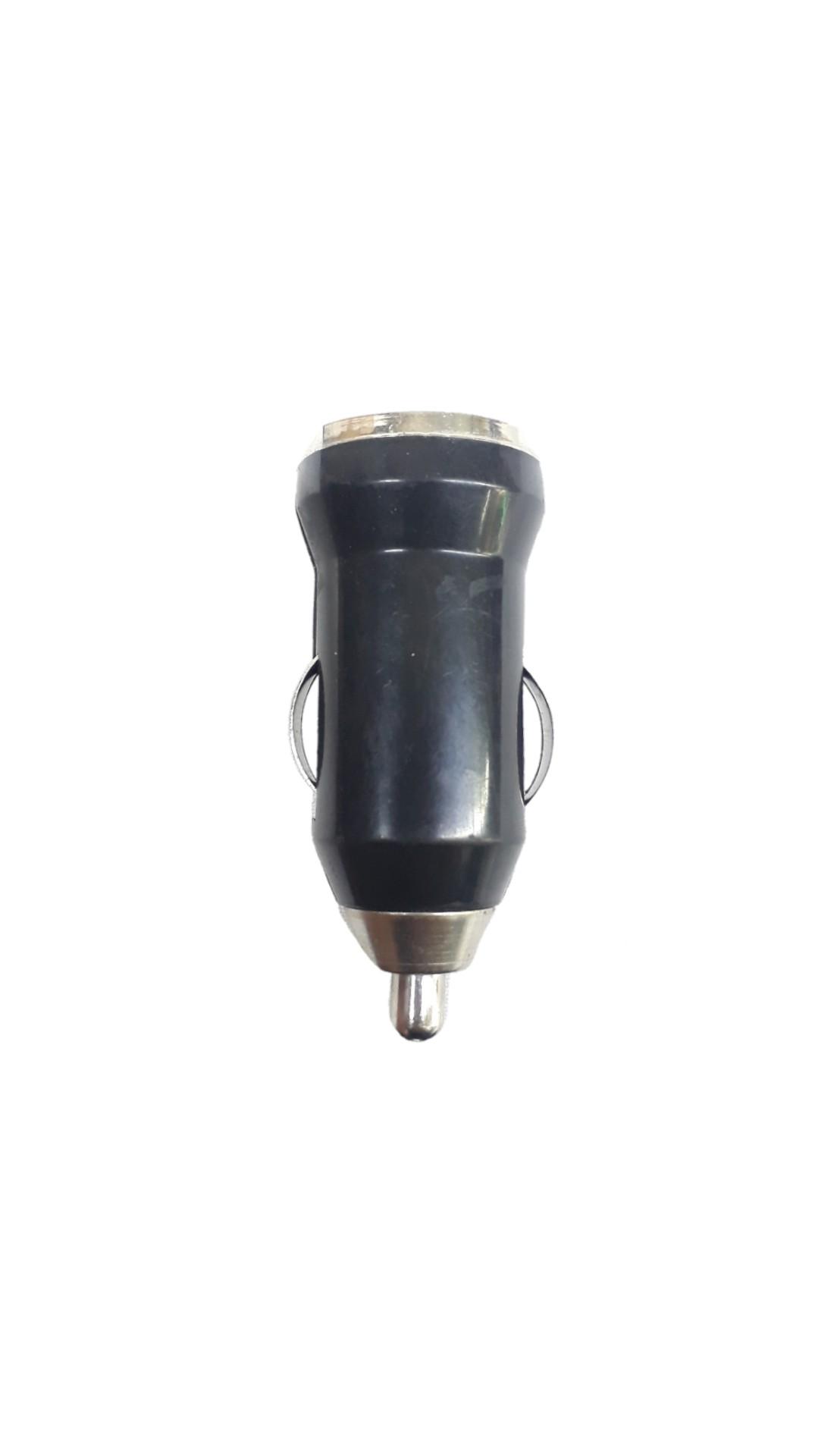 Carregador Bmax Isqueiro Veicular Ldt13e Input 12-24vdc, Output 5.0 1500ma