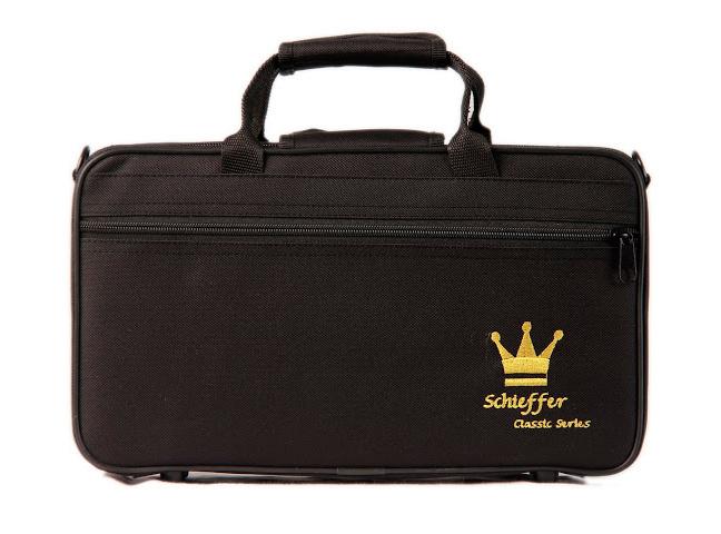 Clarinete Schieffer  SCHCL001B  17CH  SIB Fosca
