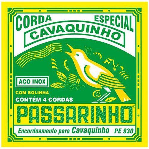 Encordoamento Cavaco Passarinho Pe930