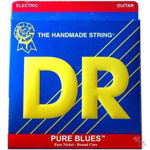 Encordoamento Guitarra Dr Pure Blues C/2 Jogos 010