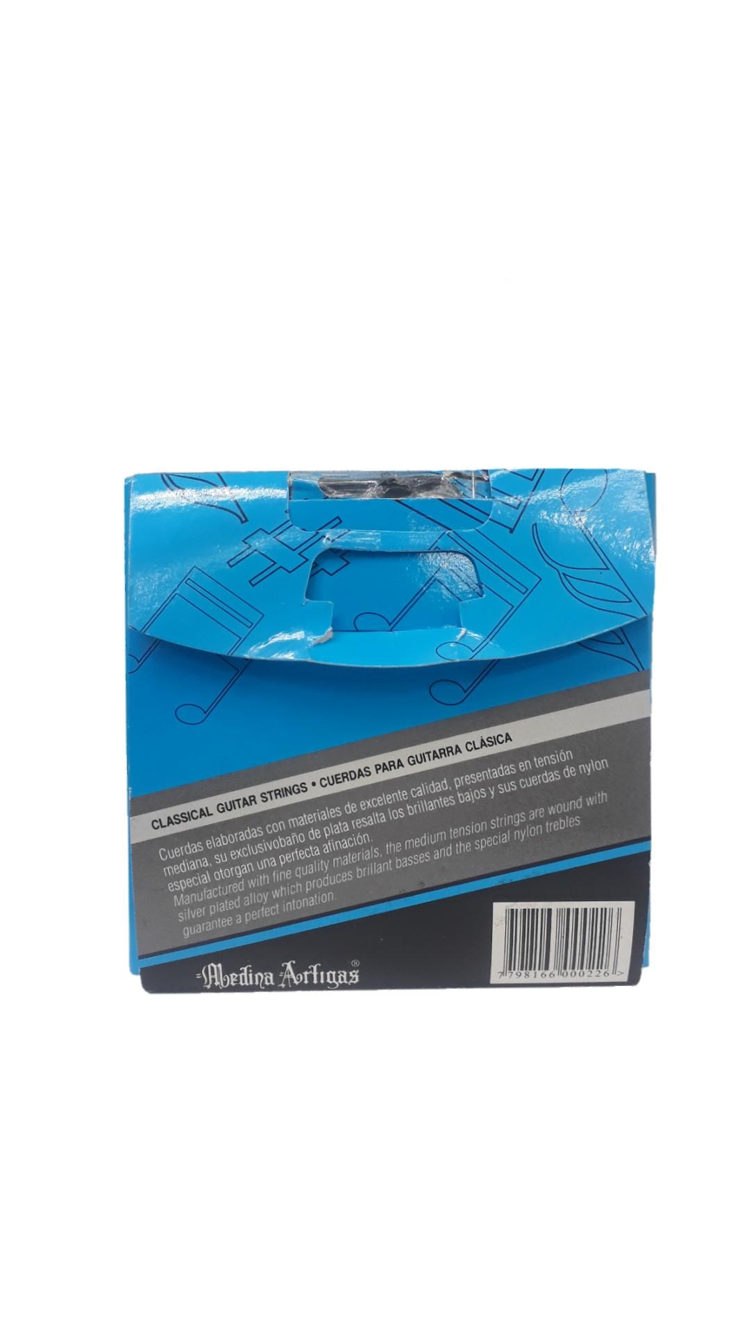 Encordoamento Para  Violão Clássica 010420 Nylon 420