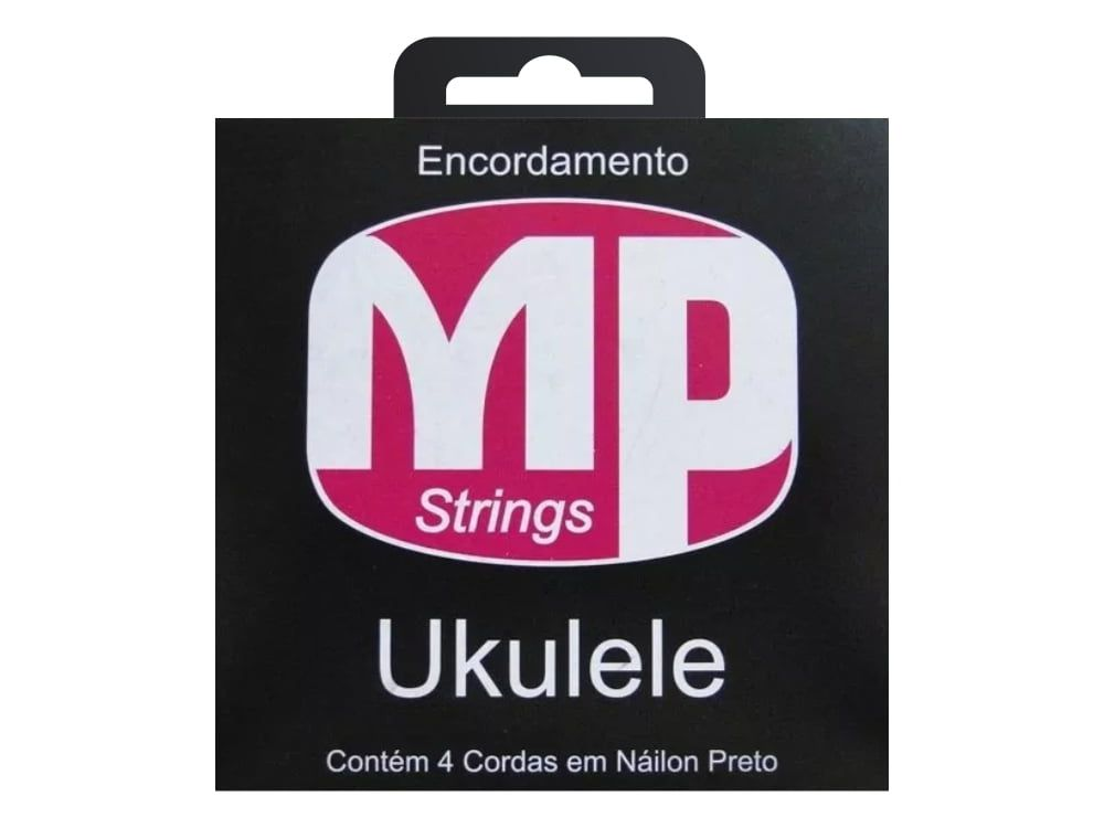 Encordoamento Para  Ukulele Mp Mpe480 Nylon