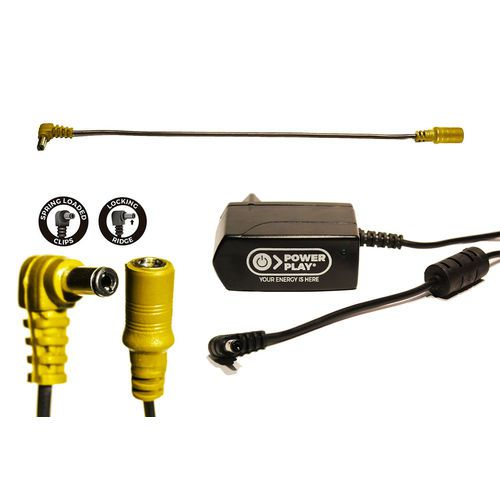 Fonte Power Play 600 P9.1 9v Dc 2amp Bivolt Automática C/Led