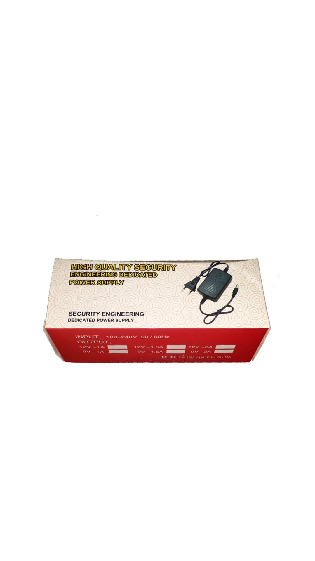 Fonte Supertech Chaveada P/Audio Solution 3 12v 5a. 90a240 Automática