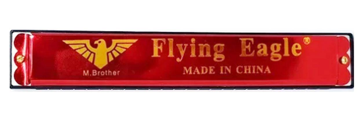 Gaita Flying Eagle KQ24S 24 Vozes