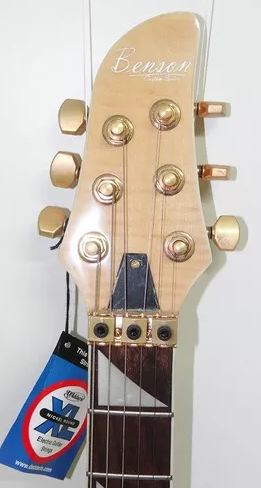Guitarra Benson Legend Stx Floy Rose Especial C/micr.afin.de