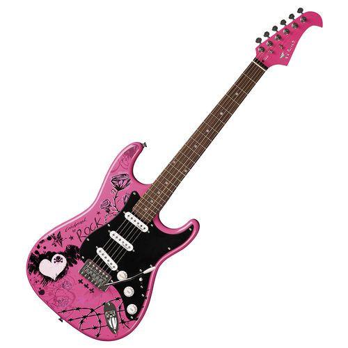 Guitarra Eagle EGP10 Sk Gotica 3s Person.Strato