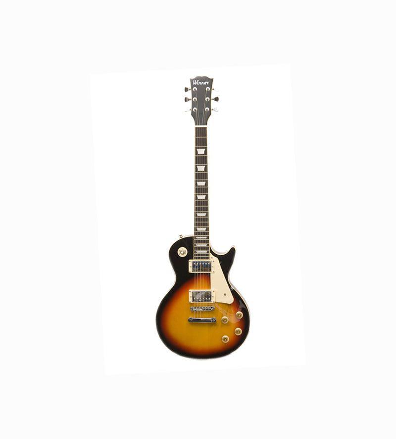Guitarra Winner Wglp Lespaul 8650 C/Estojo Taba.Sumburst
