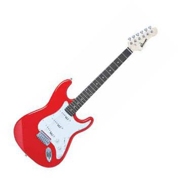 Guitarra Winner Wgs 8679 3s Strato Vermelha