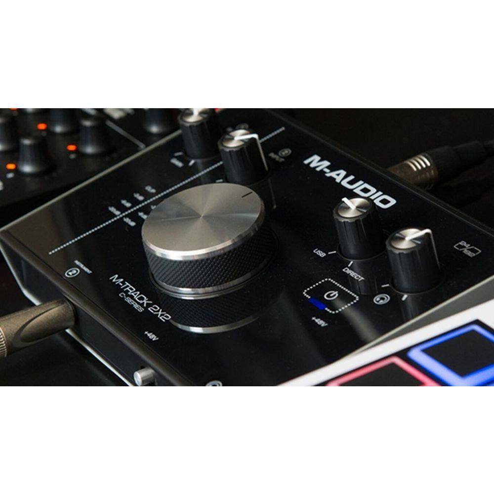 Interface M-audio M-track 2x2 Usb
