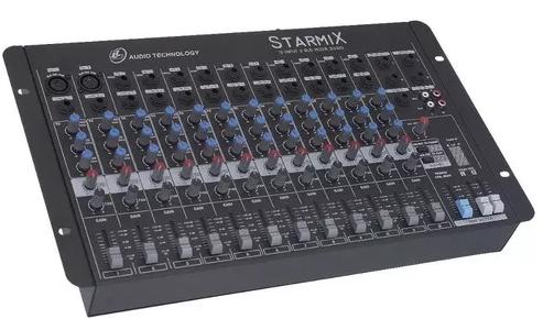 Mesa 12canais Ll Sa1202d Starmix