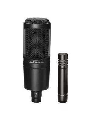 Microfone Audio Technica At2041 Condenser Cardioide E Over C