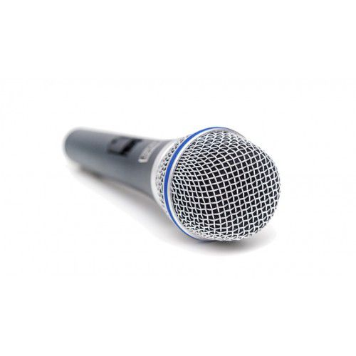 Microfone Mr.Mix MR980 C/Caximbo C/Cabo Xlr