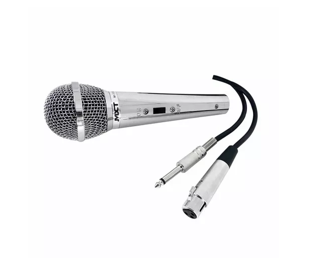 Microfone Mxt M1138 54120 C/Cabo