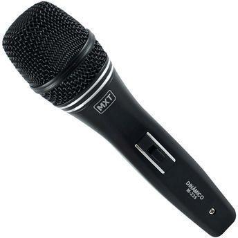 Microfone Mxt M235 541114 Chave C/Cabo Preto