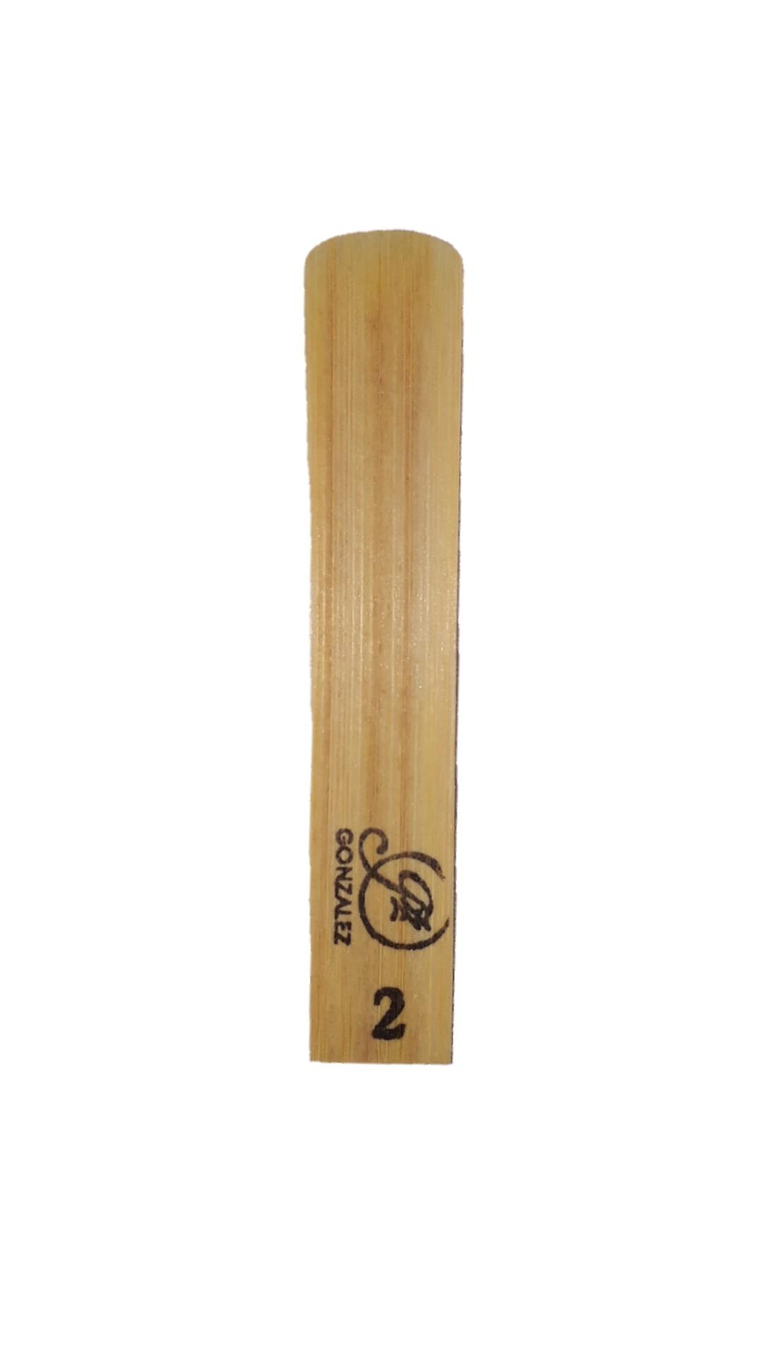Palheta Clarineta Gonzales CRC02 N°2, A Unidade