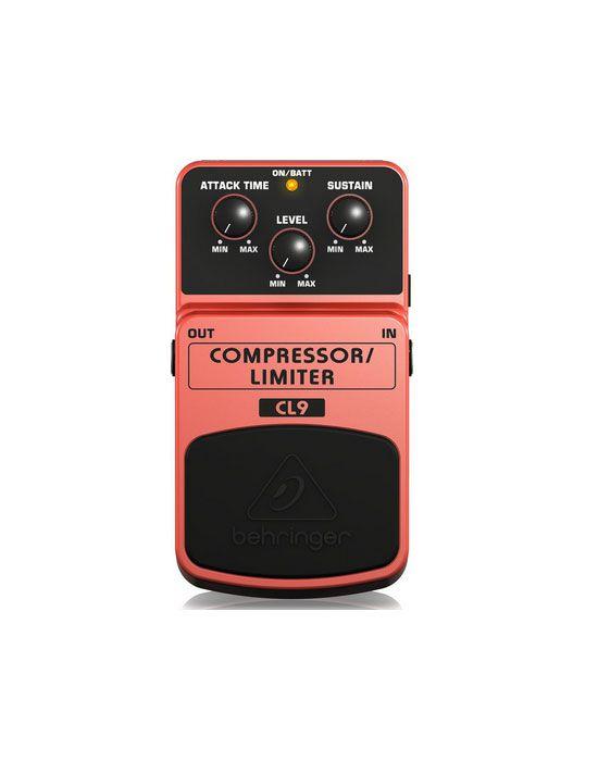 Pedal Behinger CL9 Compressor Limiter