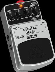 Pedal Behringer DD400 Digital Delay Guitarra