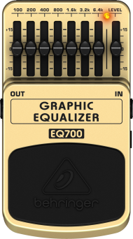 Pedal Behringer  EQ700 Graphic Equalizer
