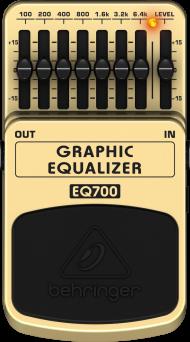 Pedal Behringer  EQ700 Graphic Equalizer