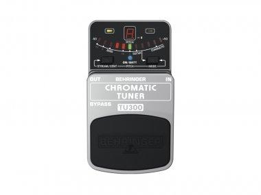 Pedal Behringer  TU300 Afinador Chromatico