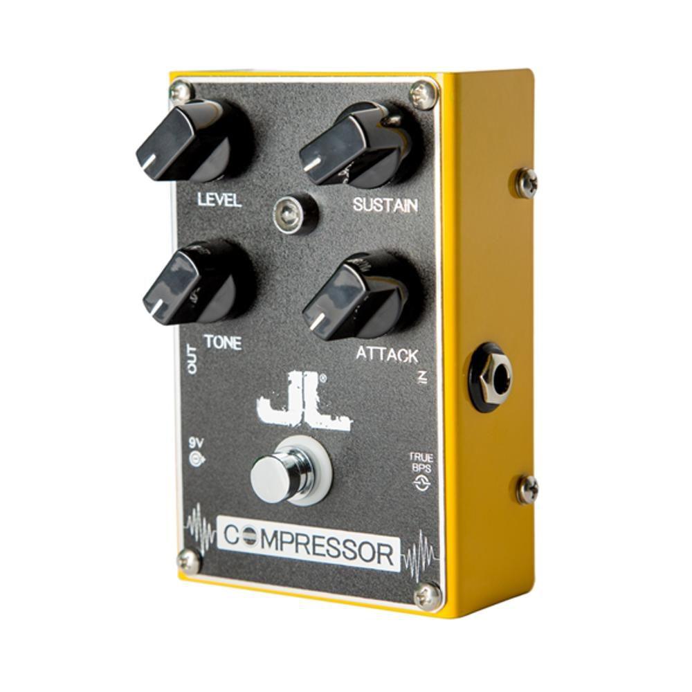 Pedal JL CMP1 Compressor Guit. Amarela