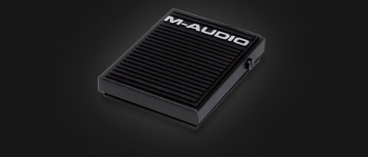 Pedal Sustain M-Audio SP1 Ccom Chave Polaridade