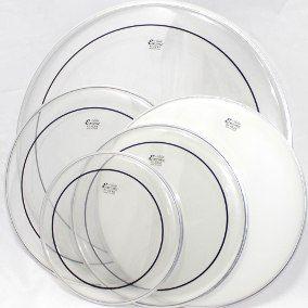 Pele Kitt Encore ENPS40PP 10631 Remo 10,12,14 Pinstripe Transparente 20 Powerstroke 3 Transparente 14 Ambassador Porosa