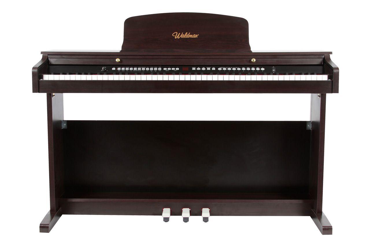 Piano Waldman Stylish GRAND SYG88  Midi ,Digital 88 Teclas c/ Tampa
