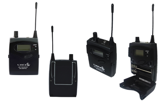 Ponto Elétrico Ouvido Lyco PE640PRO USB S/Fio UHF 1Ant.