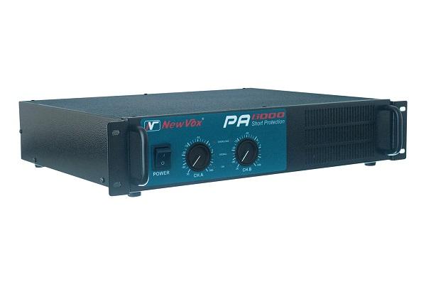 Potencia Newvox PA6000 Toroidal 3000WRMS