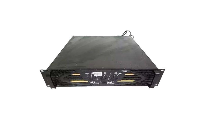 Potencia Skp Maxtrio1300 3 Canais 1300wrms