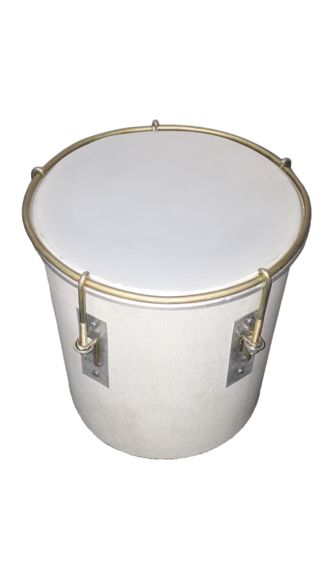 Repique Jsom 30X10 Made.Reve.Form.P.Leit. Branco