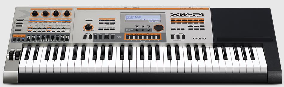Sintetizador Casio XWP1 C/DRAWBAR 5/8 C/Fonte