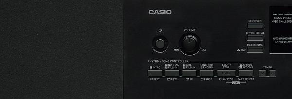 Teclado Casio Ctk5200 5/8 C/Fonteteclado Casio Ctk5200 5/8 C/Fonte
