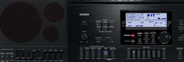 Teclado Casio Ctk7200 5/8 C/Fonte