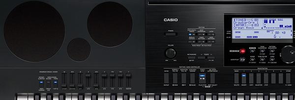 Teclado Casio WK7600 6/8 C/Fonte