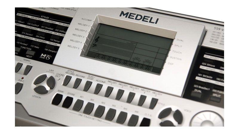 Teclado Medeli MD700 5/8 C/Fonte