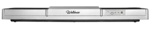 Teclado Waldman Kep61f 5/8 Tecla Iluminada Com Fonte